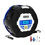 Dr.meter Auto Digital Tire Inflator, Portable Air Compressor Pump, 12V 150 PSI Tire Pump for Car, Truck, Bicycle, and Other Inflatables Review