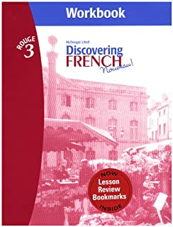 Amazon discovering french nouveau rouge 3 workbook discovering french nouveau rouge 3 workbook fandeluxe Images