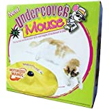 Generic Undercover Mouse Electronic Cat Toy