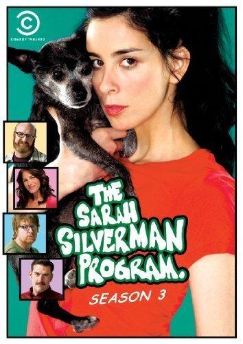 The Sarah Silverman Program: Season 3 by Shout! Factory by Wayne McClammy, Dan Sterling Rob Schrab