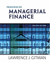 Principles of Managerial Finance (12th Edition) (Hardcover)