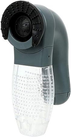 LOVIVER Succionador de Pelo eléctrico para Mascotas, Aspirador portátil, Cepillo eliminador de Pelo, Peine de Perro Gato, Dispositivo de succión, Accesorios: Amazon.es: Productos para mascotas