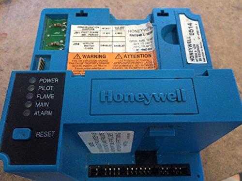 USED HONEYWELL BURNER CONTROL RM7840 L1018,ST7800A1039, Q7800A1005 BASE,EB