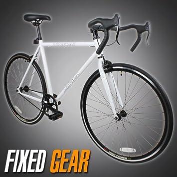 New 54cm Track Fixed Gear Bike Fixie Single Speed