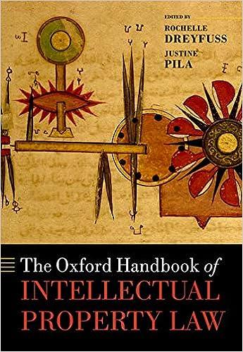 The Oxford Handbook of Intellectual Property Law Oxford Handbooks: Amazon.es: Dreyfuss, Rochelle C., Pila, Justine: Libros en idiomas extranjeros