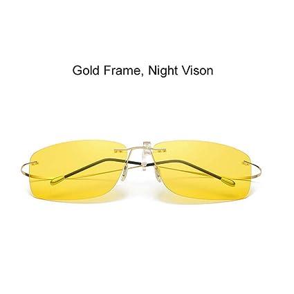 CCGSDJ 8.9 G Solo Gafas De Visión Nocturna Sin Montura De ...