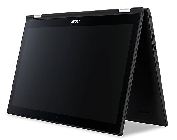 Acer Spin 3 SP315-51 15.6-inch Laptop (6th Gen Intel Core i3-6100U/4GB/500GB/Windows 10/Intel HD Graphics), Black Laptops at amazon