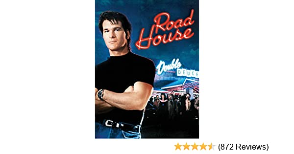 Road House Movie Poster 80s Action Gangster Movie Fan T Shirt