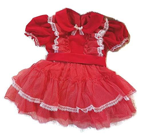 Holiday Velveteen Dress