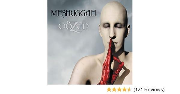 meshuggah obzen mp3