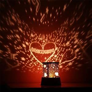 iuhan Celestial Star Cosmos noche proyección noche luces de proyección proyector cielo estrellado