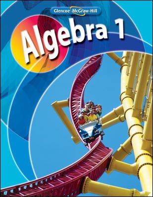 Read Online Glencoe McGraw-Hill Algebra 1, Teacher's Wraparound Edition ebook