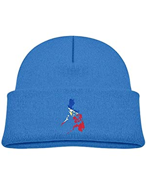Funny Philippine Map Philippines Flag Printed Toddlers Baby Winter Hat Beanie