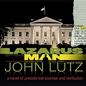 Lazarus Man Audiobook