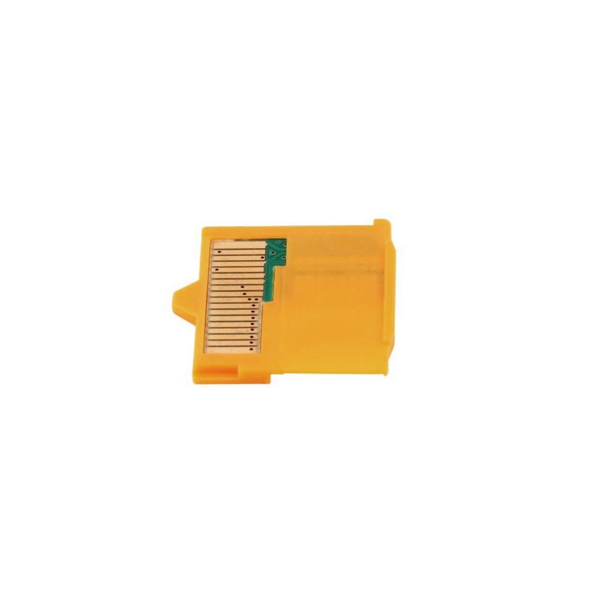 Amarillo MASD-1 Cámara Adjunto a TF XD Adaptador de Tarjeta de inserción para Olympus
