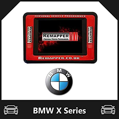 BMW X Serie personalizada OBD ECU remapping, motor REMAP & Chip Tuning Tool – superior