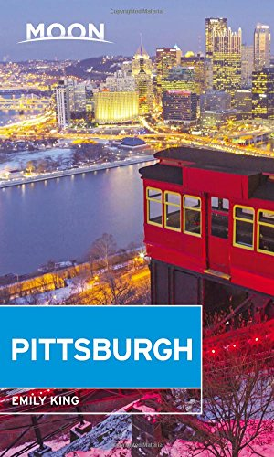 Moon Pittsburgh (Travel Guide)