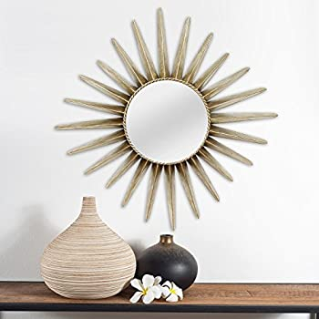 Stratton Home Decor SHD0163 Charlotte Wall Mirror