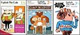 Explode the Code Set of 14-- Books 1-8 and Books 1 1/2-6 1/2 Homeschool Kit in a Bag
