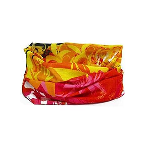YOUNICER Sciarpa a Collo Copricapo Fascia Sciarpa Magica - Bandane Maschera  Viso Senza Cuciture per Polvere d98273aa0550