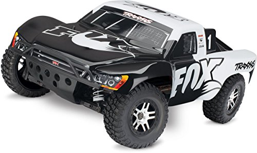 Traxxas Slash 4X4 1/10 Scale LCG 4WD Electric Short Course T