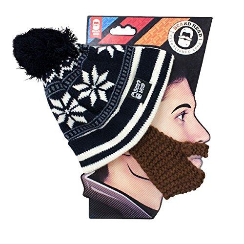 Bumper Marrón Barba Beanie barba Head® nbsp;el barba Original nbsp;– Knit CqwXHRqfF