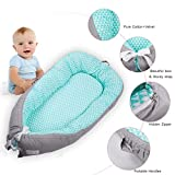 Parkside Wind Baby Lounger Portable Travel Bed