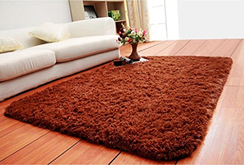 soft area rugs for living room actcut soft indoor modern shag area silky smooth 24055