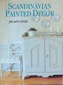 Scandinavian Painted Decor by Jocasta Innes (1992-05-21)