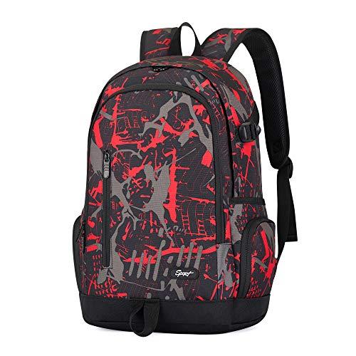 Cool Backpack for Teen Boys & Girls