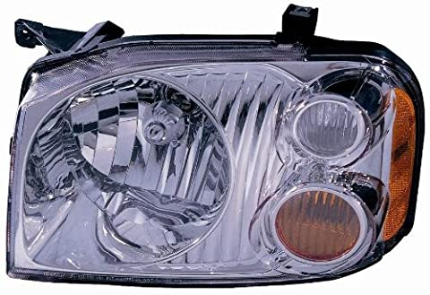Depo 315-1141L-AS1 Nissan Frontier Driver Side Replacement Headlight Assembly - Nissan Frontier Headlight Replacement