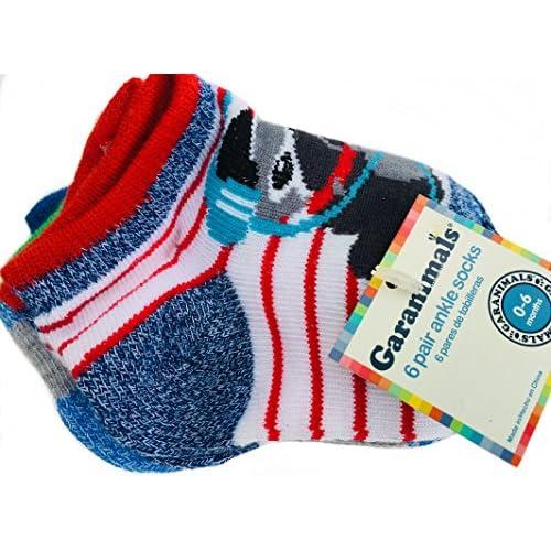 wholesale Garanimals 6 Pair Ankle Socks