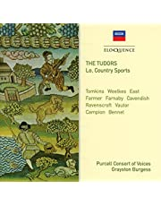 THE TUDORS - LO, COUNTRY SPORTS - PURCELL CONSORT OF VOICES