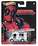 Hot Wheels Retro Entertainment Diecast Deadpool Chimichanga Truck, Assorted