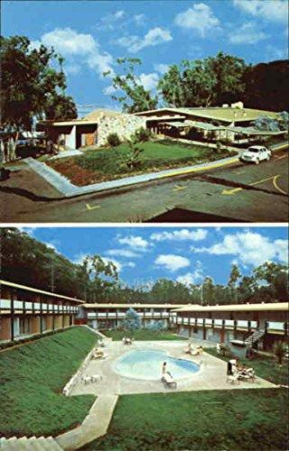 The Golden Tee Resort Lodge, 19 Country Club Road Morro Bay, California Original Vintage Postcard
