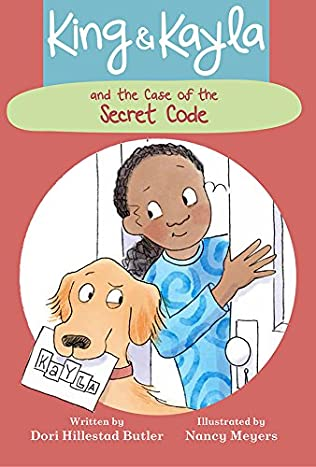 book cover of The Case of the Secret Code