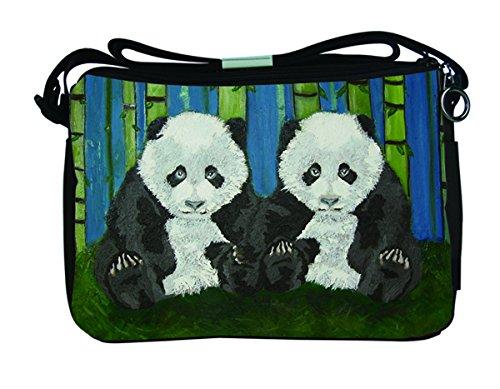senger Bag - Support Wildlife Conservation, Read How (Giant Messenger Bag)