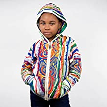 COOGI Classic Zip Hoody Sweater for Kids