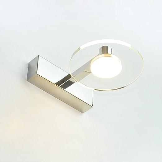 Faretti Da Specchio Bagno.Lampada Da Specchio A Led Luce Dello Specchio Moderno Bagno In