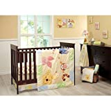 Disney Baby - Peeking Pooh 7 Piece Crib Set