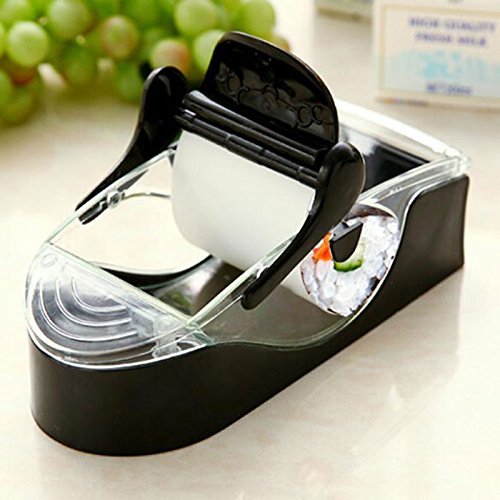 Kitchen Perfect Magic Roll Easy Sushi Maker Cutter Roller Kitchen Perfect Magic Onigiri Roll Tool Sushi Roller