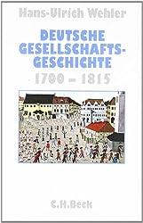 Deutsche Gesellschaftsgeschichte Band 1 - 5: Deutsche Gesellschaftsgeschichte 1700-1990
