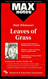 Leaves of Grass (MAXNotes Literature Guides)