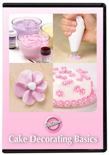 Wilton Cake Decorating Basics, DVD