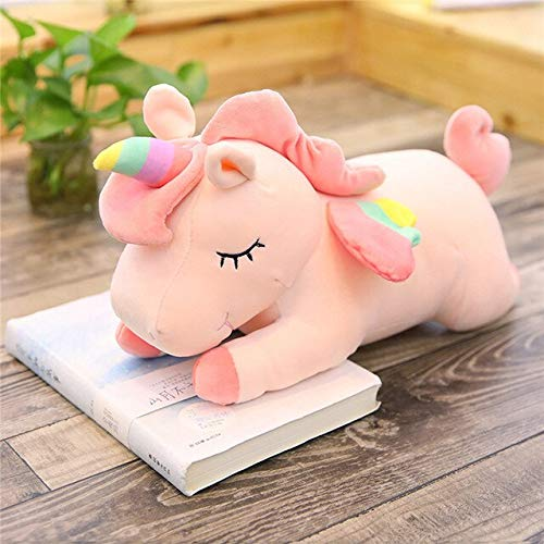 LAJKS Cartoon Plush Toy Rainbow Pony Dash Doll Kawaii Toys for Girls Children Brithday Gift New Must Haves 5 Year Old Girl Gifts The Favourite Superhero Cupcake Toppers U Must Have Baby Gifts by LAJKS