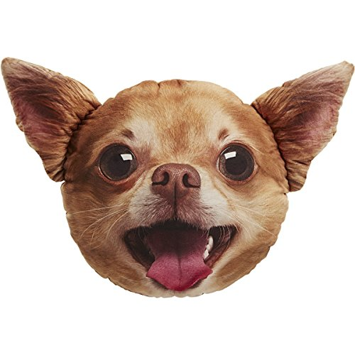Price comparison product image Pet Faces Chihuahua Pillow