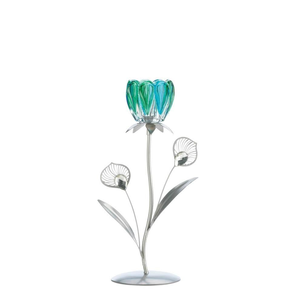 Sunshine Megastore Peacock Bloom Clandeholder 10017532