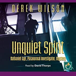 Unquiet Spirit Audiobook