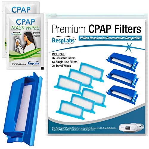 RespLabs CPAP Filters Compatible