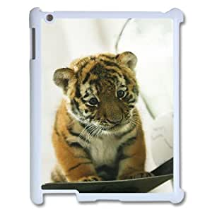 Tiger ZLB578469 Personalized Phone Case for Ipad 2,3,4, Ipad 2,3,4 Case